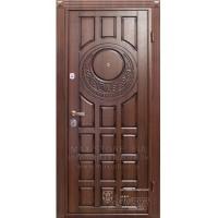 ABWEHR Metāla durvis ar MDF apdari Silvia (AP2) 860/960x2050 (Rieksts Ozols patina)