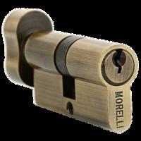 Slēdzenes cilindrs ar aizgriezni